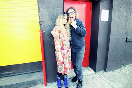 CONTENTMODE PRESENTS :: SKY FERREIRA and MICK ROCK