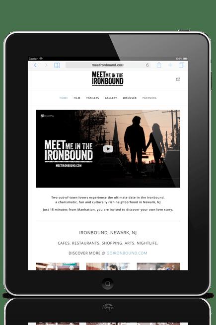 MeetIronbound-Home-iPad