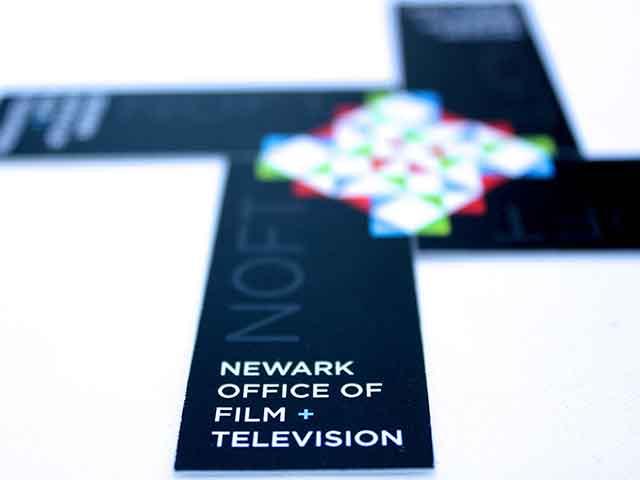 NewarkFilmTV Brand Business Card_2