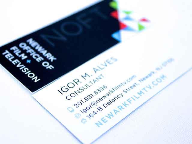 NewarkFilmTV Brand Business Card_4