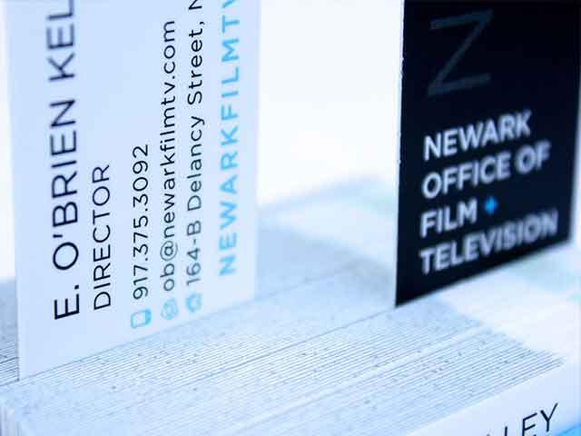 NewarkFilmTV Brand Business Card_5