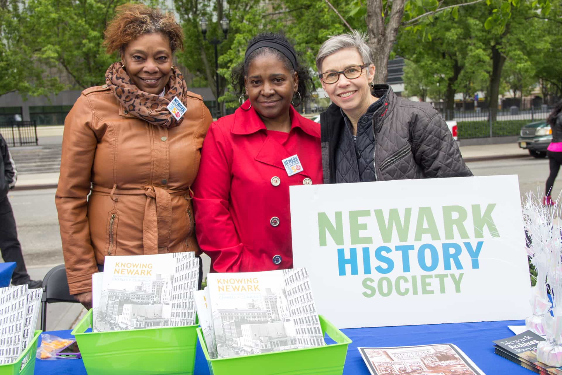 nc350, fwf, newark history society