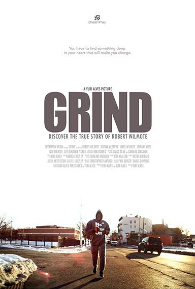 grind, poster, artwork
