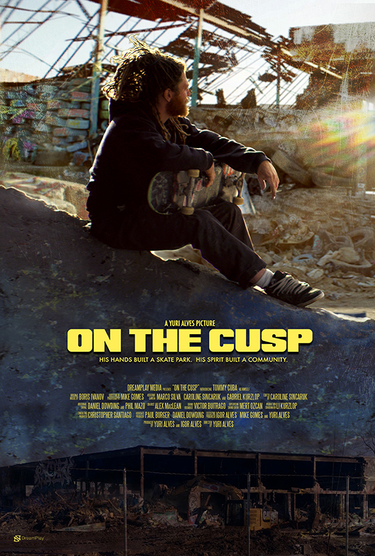 on the cusp, poster, tommy cuba