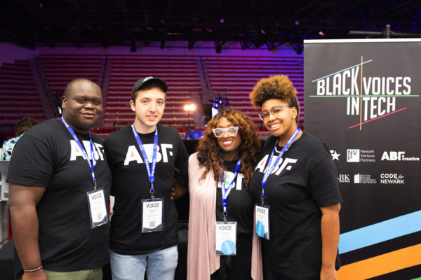Black Women in Tech at Voice Summit in NJIT